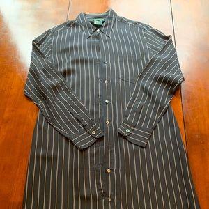 Vintage Ralph Lauren silk dress